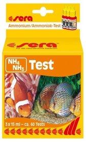 Sera NH4/NH3 Ammonium en Ammoniak Test 15 ML