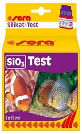 Sera SiO3 Silicaat Test 15 ML