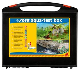 Sera Aqua Test Box (+CL)