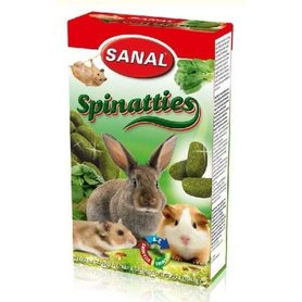 Sanal - Sanal Spinatties (Spinazie)