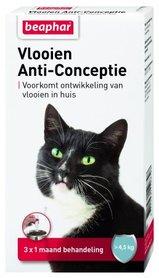 Beaphar Vlooien Anti-Conceptie Grote Kat (4,5-9kg)