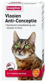 Beaphar Vlooien Anti-Conceptie Kleine Kat (tot 4,5kg)