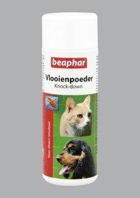 Beaphar Vlooienpoeder Knock-Down 80G