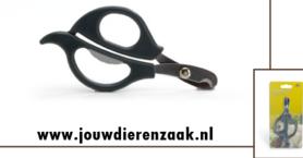 Nagelschaar voor Knaagdier Met Soft-Grip 14 Cm