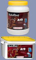 Versele-Laga Nutribird A19 Papegaai 800 Gram