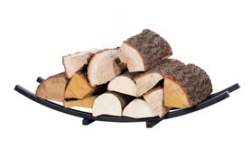 Magnus Firewood Racks R134 black 45x30X60cm