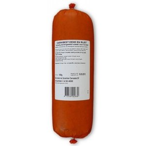 Carnibest Eend/Rijst 500 Gram
