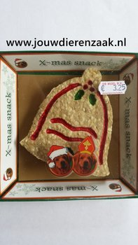 Munchy X-Mas Snack Kerstbel Wit