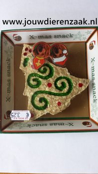 Munchy X-Mas Snack Kerstboom Wit