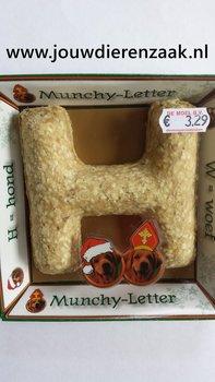 Munchy Letter H Wit