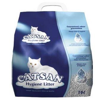 Whiskas - Catsan Hygienekorrels 20 liter