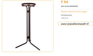 Ferplast - F54 Standaard Bruin 85,5 cm