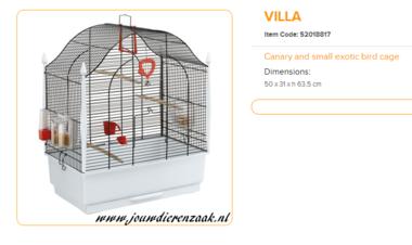 Ferplast - Villa 50 x 31 x 63,5 cm
