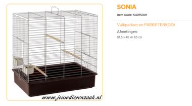 Ferplast - Sonia 61.5 x 40 x 65 cm