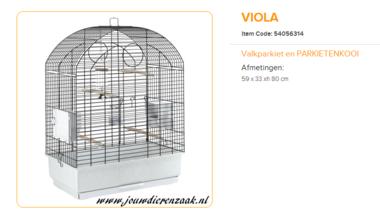 Ferplast - Viola 60 x 33 x 80 cm