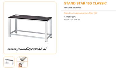 Ferplast - Aluminium Frame Classic Star 160 162x62x81.5cm