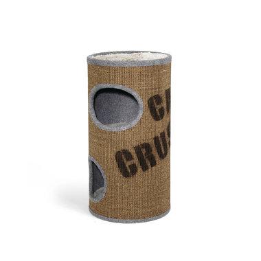 Beeztees Krabton Cats Crush 75x38cm bruin