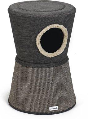 Beeztees Krabmeubel Nolo 43x61cm grijs