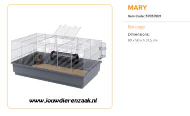 Ferplast - Mary 73 x 50 x 37,5 cm