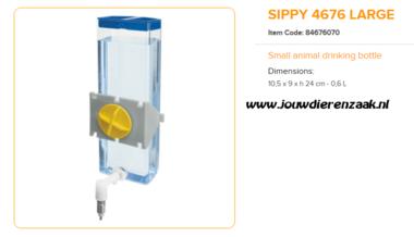 Ferplast - Sippy 4676 Large 600 ml