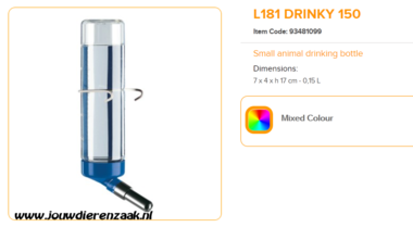 Ferplast - L 181 Drinky 150 ml