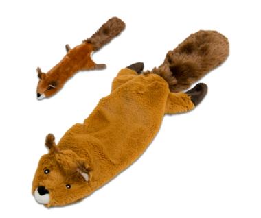 Jack and Vanilla Flatties Otter