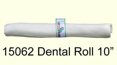 Farm Food Rawhide Dental Roll 10 (25 cm)