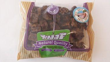 Braaaf Premium Meat-Snack Eend 100% 230 Gram