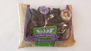 Braaaf Premium Meat-Snack Hert 100% 230 Gram