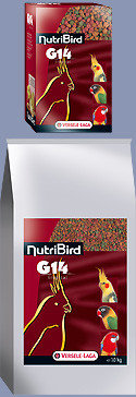 Versele-Laga Nutribird G14 Tropical 10 Kg