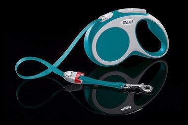 Flexi Rollijn Vario Tape S 5 Meter Turquoise