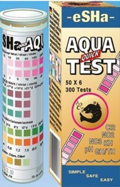 Aqua Quick Test 50 Strips