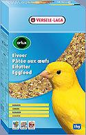 Versele-Laga Orlux Eivoer Droog Kanarie Geel 5 Kg