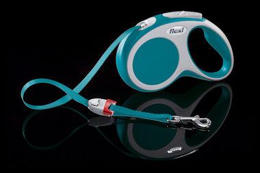 Flexi Rollijn Vario Tape L 5 Meter Turquoise