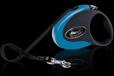 Flexi Rollijn Collection Tape M Blauw