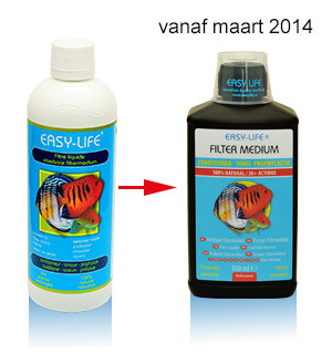 Easy Life Vloeibaar Filter Medium 1000 ML