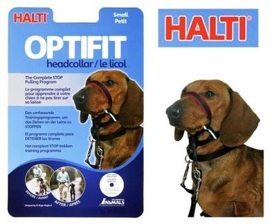Halti Optifit Small Zwart