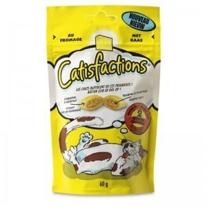 Catisfactions - Catisfactions Kaas 60 gram