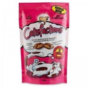 Catisfactions - Catisfactions Rundvlees 60 gram