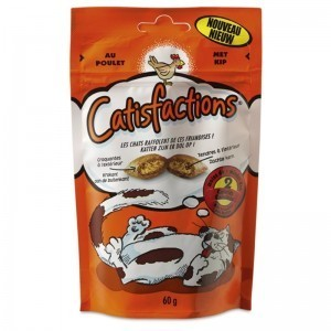 Catisfactions - Catisfactions Kip 60 gram