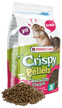 Versele-Laga Crispy Pellets Chinchillas & Degus 1 Kg