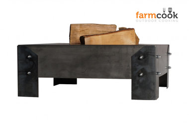 Farmcook Pan 3 firebowl 60/ 70 /80 cm painted