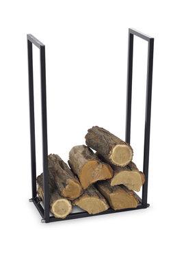 Magnus Firewood Racks R114C black 35x25x150cm