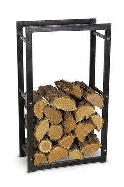 Magnus Firewood Racks R110d black 50x20x150cm