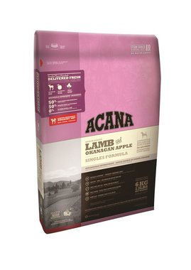 Acana Lamb & Okanagan Apple 11.4 kg.