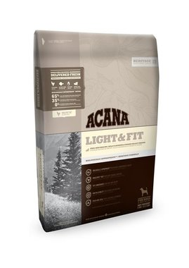 Acana Heritage Light & Fit 11.4 kg.