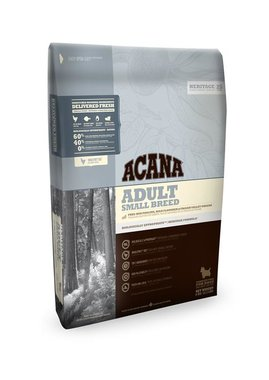Acana Heritage Adult Small Breed 6 kg.