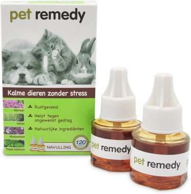 Pet Remedy Navulling 2x 40ml vulling