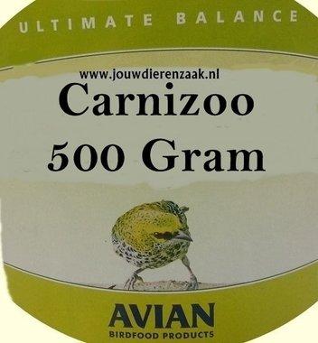 Avian - Carnizoo 500 gram