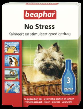 Beaphar - No Stress Druppels 3 Pipetten